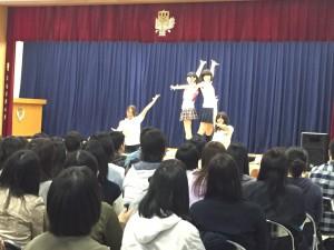 エアロビックダンス